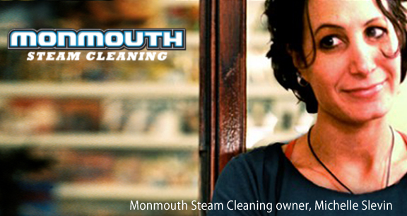 Monmouth Steam Cleaning owner Michelle Slevin